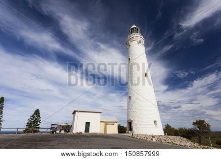 Wadjemup Lighthouse, Rottnest Island, Western Australia, Australia