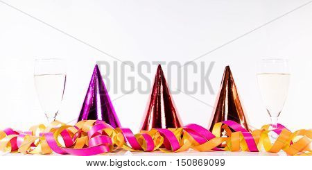 Colorful Decoration For A Celebration