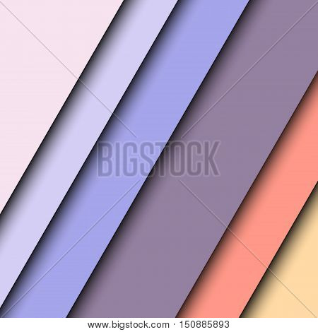 Abstract colorful background with slanted striped. Colorful background texture.