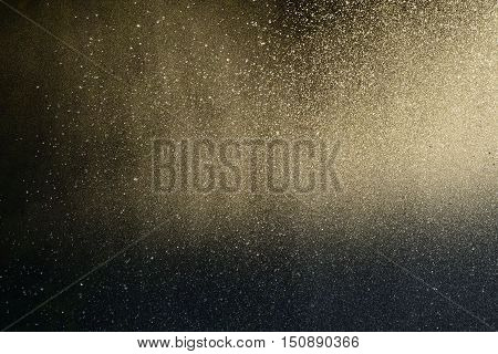 Water drops mist backlit background bright white