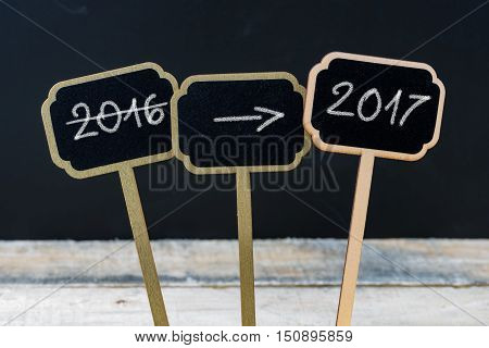 Business Message Year 2016 To Year 2017