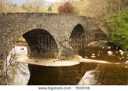 Stone Bridge At Inver