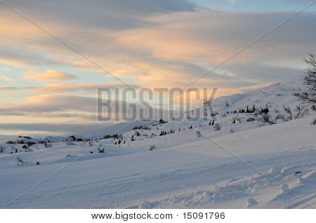 Hibinsky Berge
