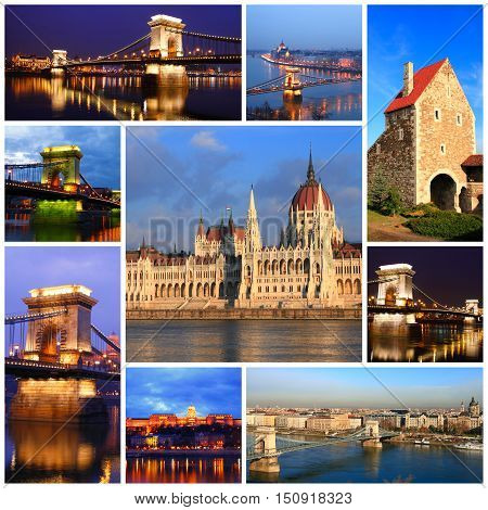 Impressions Of Budapest
