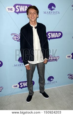 LOS ANGELES - OCT 5:  Jacob Bertrand at the