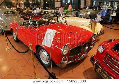 1959 Fiat 1100 Turismo Veloce