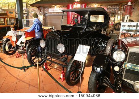 Ford Antique Car
