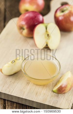 Fresh Made Applesauce