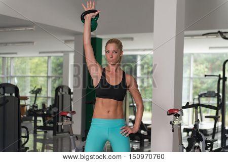 Kettle Bell Exercise