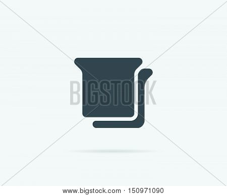 Toasted Sandwich Toast Vector Element Or Icon, Illustration Ready For Print Or Plotter Cut Or Using