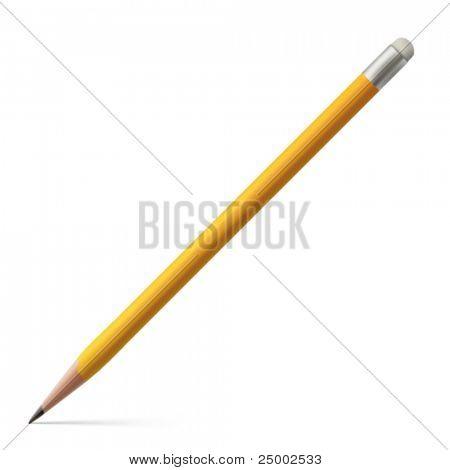 Vektor-Bleistift-illustration