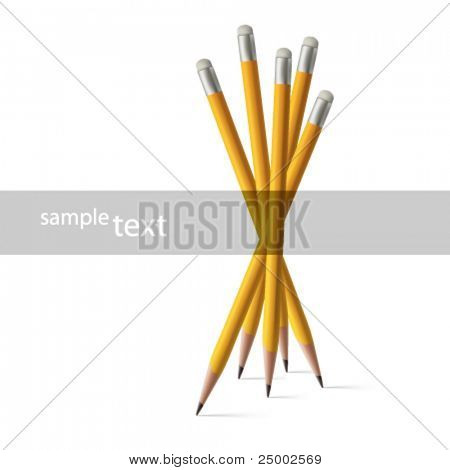 Vektor-Bleistifte