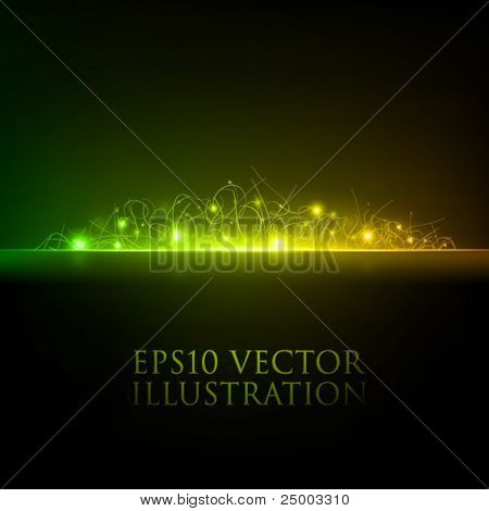 fundo abstrato vector