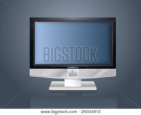 Moderno de la TV