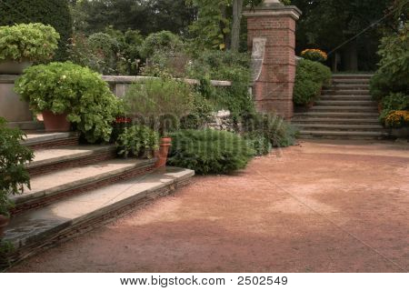Steps To An English Garden
