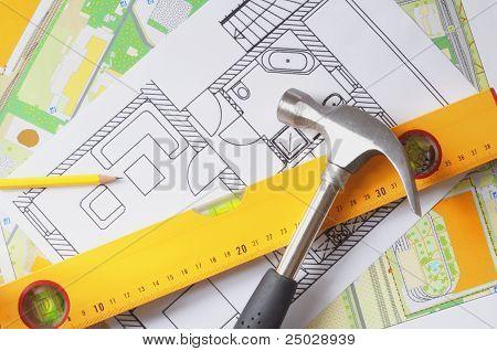 Desenho arquitetônico