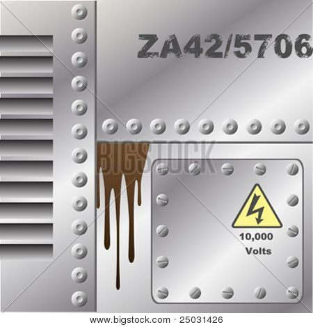 Industrial Metal Background