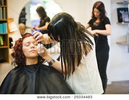 Beauty Spa Situation