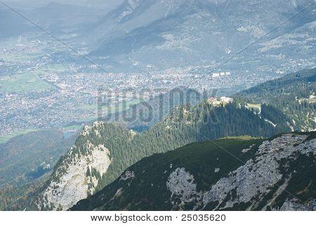 Garmisch Partenkirchen Vista