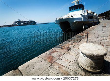 Transportation Ferryboat