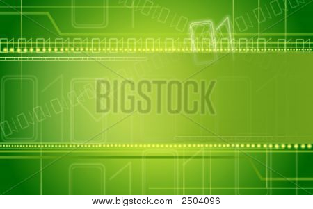 Abstract Background For Digital 0101