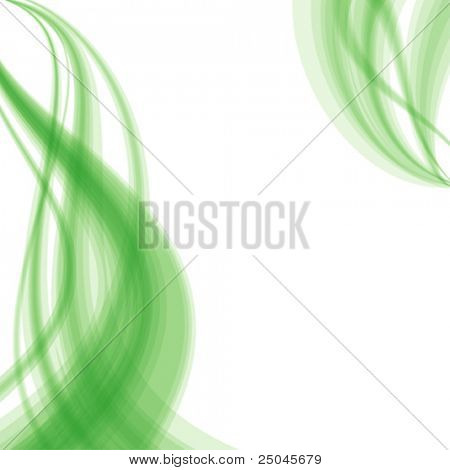 Vector. Abstract transparent silky background with place for your message