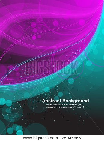 Abstract colorful bright background. EPS 10. RGB colors.
