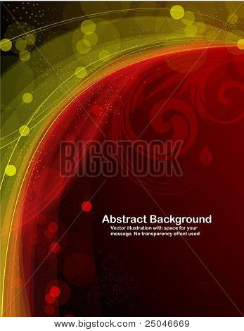 Abstract colorful background with bright sparks. RGB colors.