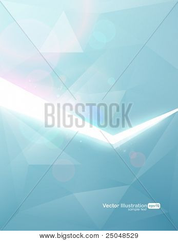 Vector. Eps10. Trendy background design.