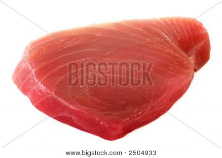 Fillet Of Tuna Fish