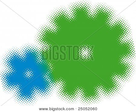 gears (from dots design series)
