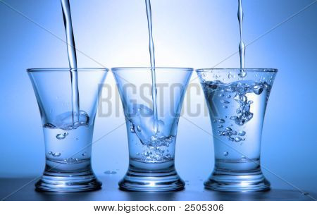 Three Wineglasses