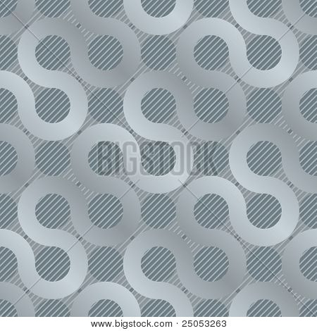 abstract gray flow background (seamless  pattern)