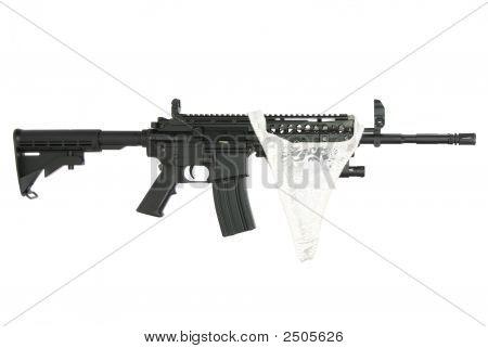 Modified M4 Carbine