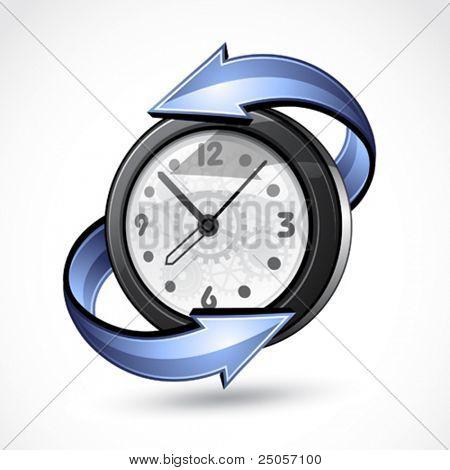 Illustration of hours