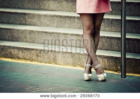 pernas sensuais