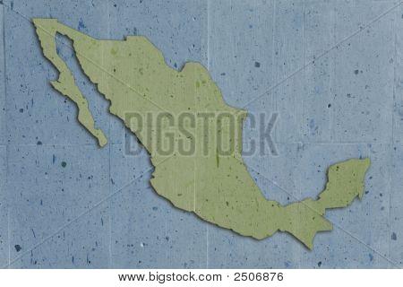 Stone Mexico Green