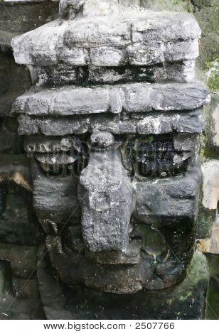 Bird Deity Mask
