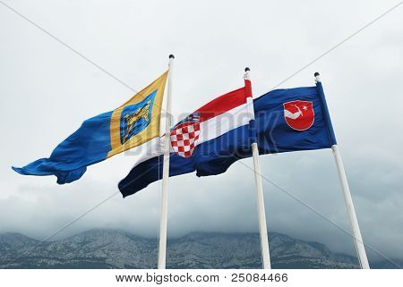 Croatian Flags