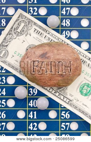 Faith In A Dollar