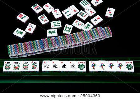 A Winning Mahjong Hand.