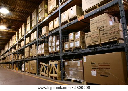 Product Warehousing