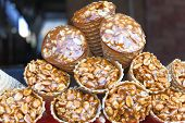 Gozinaky. Candied Roasted Nuts. Honey Bars With Peanuts, Sesame And Sunflower Seed poster