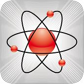 symbol of atomic technology