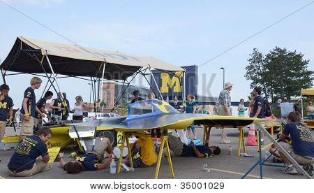 University Of Michigan Solar Car Team