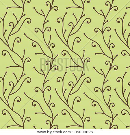 Tree Branch Pattern