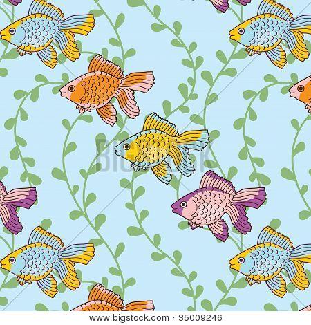 Sea-fish-pattern