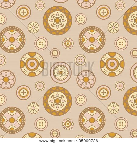 Buttons Pattern