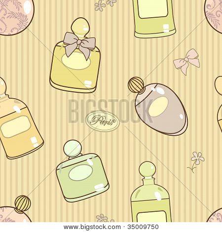 Padrão de parfume