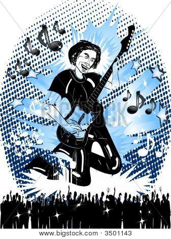 Graffiti Musician